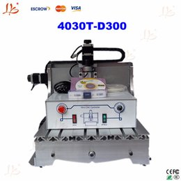 Wholesale New released CNC T D300 engraving machine CNC router milling machine applicable for cutting wood acrylics MDF etc