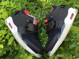 Air Cruz BLACK Basketball Shoes Cheap Men Sports Shoes Discount Sports Sneakers Leather Men s Basketball Shoes online