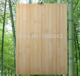 Wholesale Natural Bamboo Chopping Board Antibacterial Cutting Rectangular Solid Wood x x CM