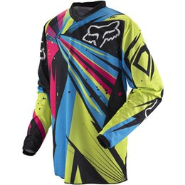 Wholesale-NEW motocross Jerseys Dirt bike cycling bicycle MTB downhill shirts motorcycle t shirt Racing Jersey,Design and color