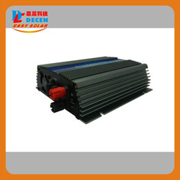 Wholesale DECEN V W Pure Sine Wave Solar Grid Tie Inverter with MPPT Output V hz hz For Home Alternative Energy