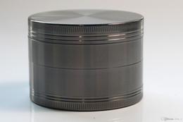 Wholesale The Most Affordable Premium Grinder Chromium Crusher Diameter quot mm piece Heavy Duty And Durable Zinc Alloy Construction