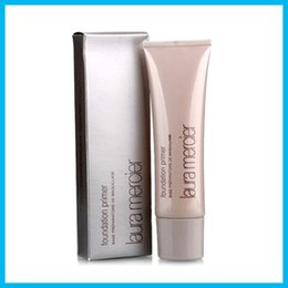 Wholesale Makeup Laura Mercier Foundation Primer Hydrating Mineral Oil Radiance Protect SPF Base ml Face Makeup Natural Long lasting
