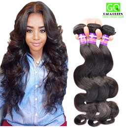 8A Malaysian Virgin hair Body Wave 8-28inch Double Weft Virgin Hair Extensions Unprocessed Human Hair Malaysian Body Wave Dyeable