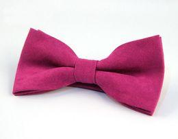 Mens Neck Bowtie BOW TIE Pre-tied Adjustable Apple Printed Bow Ties 408 color Wedding Banquet Free Shipping