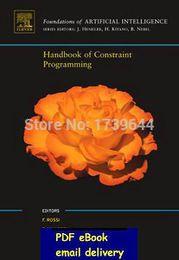 Wholesale Handbook of Constraint Programming Foundations of Artificial Intelligence by Francesca Rossi Peter van Beek Toby Walsh