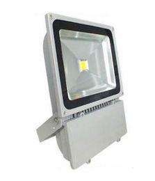 100W Outdoor LED Projector Flood Light AC 110V 220V 100 Watt Bright Floodlights Wall Wash Lamps Lighting Warm white Cold white CE ROSH MOQ30