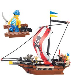 Wholesale Toy Boat Toys For Children Wooden Toys Diecast Car Model Classic Cars Jake And Never Land Pirates Jake Musical Pirate Ship Bucky Children