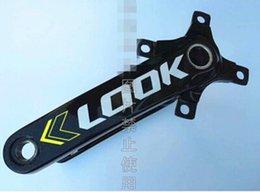 Wholesale Taiwan s latest carbon fiber bicycle crank Future Mountain Road vehicles mm ultralight