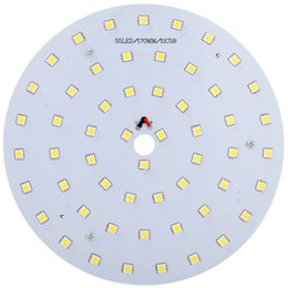 Wholesale Bright aluminum plate tile led ceiling light transformation plate led energy saving lamp plate constant current power supply