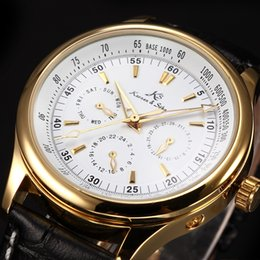 Wholesale KS Imperial Luxury Automatic Mechanical Watch Date Day Calendar Hour Elegant Christmas Wrap Gift Wrist Business Mens watches KS094