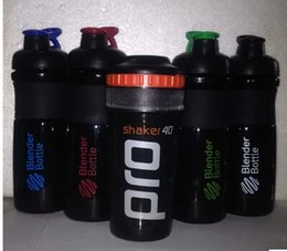 Wholesale Shaker Pro Gym Protein Shaker Cup Quality Protein Powder shaker bottle mixing Bottle Sports Bottle