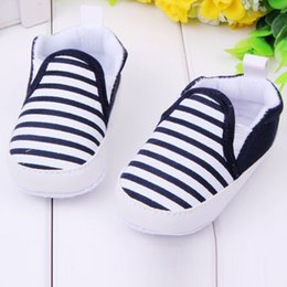Cool Striped Antiskid Toddlers Baby shoes, air permeability, anti-skid, soft shoe sole 100% brand new