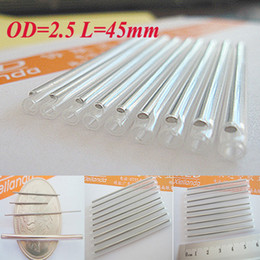 Wholesale High Quality OD2 mm Fiber Optic Fusion Splice Protection Sleeves
