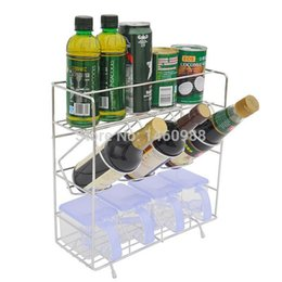 Wholesale Assemble Stainless Steel Mini Kitchen Wire Rack