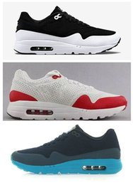 2016 Shoes Run Air Max Free Shipping Cheap Free Run Air Cushion Ultra Moire Brand Max 0 Zero 87 Athletic Trainers Wholesale Sneakers Sport Running Shoes Footwear