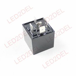 Wholesale 12V Sealed CAR pins Relay High Power Automobile Silver alloy Pins A relay coil voltage DC12V Relays