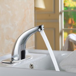 Automatic induction faucet anto-sensor taps copper Automatic Sensor Faucet