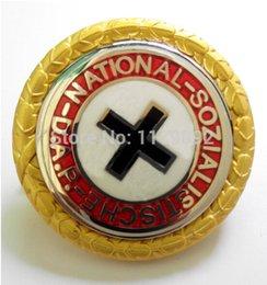 Wholesale ww2 wwii german army metal badge medal