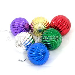 Wholesale-Christmas Tree Decoration 5cm Shatterproof Baubles Christmas gift Cheap goods 12PCS