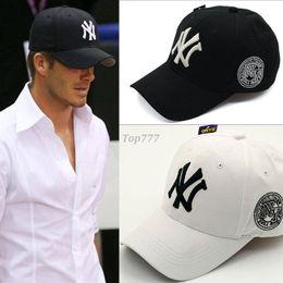 Wholesale baseball cap New York Yankees baseball cap embroidered letters snapbacks Hats Adjustable Snapback Caps For Men Women