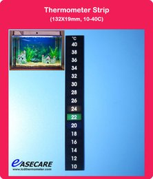 Wholesale by DHL Aquarium Thermometer for Fish Tank degree in Celsius scale