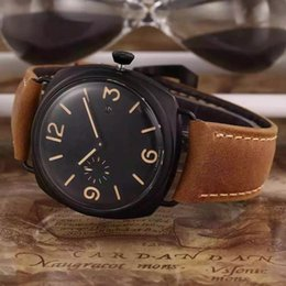 Men's mechanical automatic men's watches High quality AAA watch business style men stainless steel leather wristwatches PA20