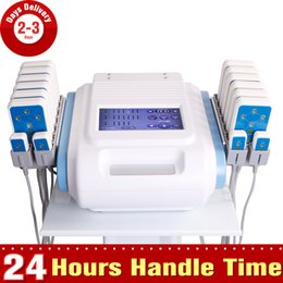 Wholesale Advanced Pads Lipo Laser Diode Treatment Cellulite Removal Beauty Equipment