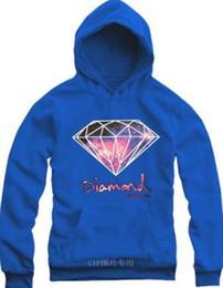Hottest Autumn -Winter Hip-hop Diamond Supply Co Sweatshirts Big Size Sport Mens Hoodie Casaco Hoodies & Sweatshirts AM12-66