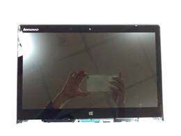 Wholesale 5D10H35588 LENOVO YOGA Original Inch Laptop lcd Module Screen LP140WF3 SP L2 Touch Screen Digitizer Assembly Frame
