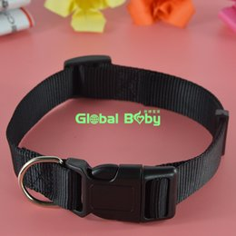 Wholesale Hot Sale New Arrival Brand Colors Sizes Stocked Nylon Dog Pet Collar Necklace Cat Puppy Products