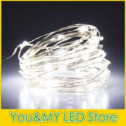 Edison2011 12V 24V LED Copper Wire String Fairy Light 20M 200Leds 30M 300Led LEDS Lighting for Xmas Party Wedding Decoration Colorful