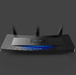 Wholesale Core agent TP LINK TL WR2041 M wireless router through the wall touchscreen king three antennas