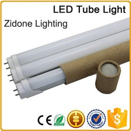 CE ROHS FCC + 4ft 1200mm T8 Led Tube Light High Super Bright 18W 20W 22W Warm Cold White Led Fluorescent Bulbs AC85-265V