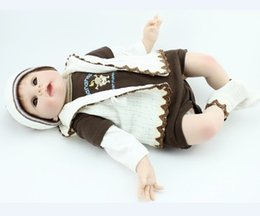 collectible lifelike dolls zabawki levensechte babypop full body silicone baby kawaii regalos navidad silicone baby dolls 55cm