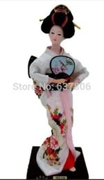 Japanese kimono decoration furnishing articles Japan women