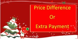 Wholesale The Link Of Payment For Price Difference Shipping Charge Adjustment Extra Express Cost Payment For Price Difference