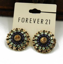 New fashion women girl's jewelry finding components earing back shiny diamond on sale hot high top quality low price sell retail wholesales