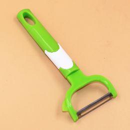 Wholesale Fruit &Vegetable Tool Multifunctional Apple Peeler Stainless Steel Kitchen Gadget Cutting Peeler Kitchen Cooking Tools Accessories