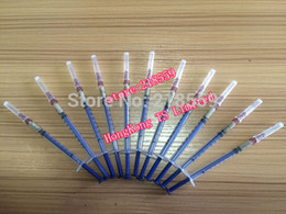 Wholesale ml Quick drying sliver paint pen conductive pen for repair keyboard circuit PCB conductive trace pen glue