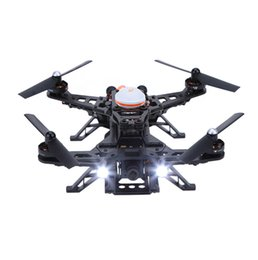 Wholesale New Original Walkera Runner Basic Version RTF RC Quadcopter drones with TVL HD Camera OSD DEVO Transmitter DHL