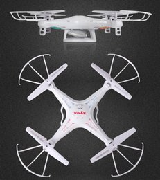 Wholesale-Syma x5c Upgrade Syma x5c-1 2.4G 4CH 6-Axis aerial RC Helicopter Quadcopter Toys Drone With Camera