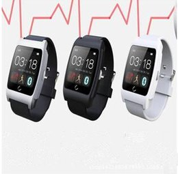 Wholesale Ux Bluetooth Smart watches Smart Garments support dual system measuring heart rate motion pictures music watch phone
