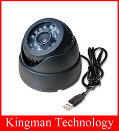 CCTV IR Night Vision Dome Camera with Motion Detection CCTV DVR Loop Recorder Security Camera USB Support 4GB-32GB TF Card