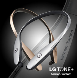 Wholesale HBS HBS Fashion Electronic Bluetooth Headphones Wireless Sport Headset For LG Apple Samsung Cell phone DHL