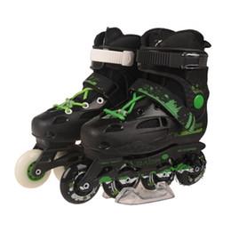 Wholesale Road Adult Professional Inline Skates Roller Skating Shoes Good Quality Slalom FSK Hockey Skates Slide Patins Rollerblade