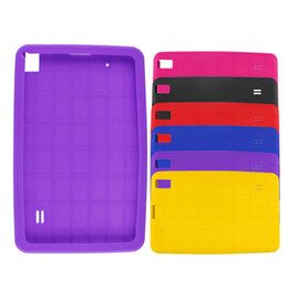 6 Colors 9 Inch Tablet Silicone Gel Protective Case HB88