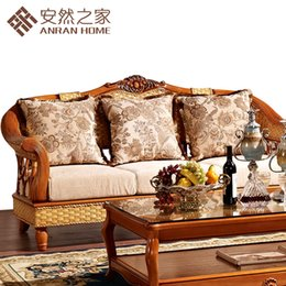 The new home of Enron rattan factory direct US Hin home series combination of rattan cane   bamboo sofa Chongqing
