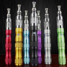 Newest X6 X6cc E-cigarette Kits 1300mah variable voltage x6 E Cigarette Kits Battery +IC30 Atomizer Vaporizer Pen rechargeable battery
