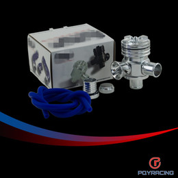 Wholesale PQY RACING Silver Blow Off Valve S Diverter Turbo BOV Boost For VW GTI Jetta Audi T T with Engrave Logo and pack PQY5758S